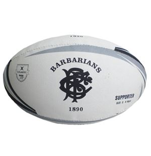 Rugbyball Barbarians