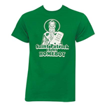 St. Patrick Is My Homeboy Funny T-Shirt