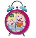 Wecker Peppa Pig