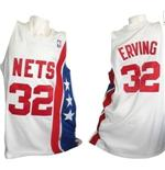 T-Shirt New York Nets Hardwood Classic Julius Erving