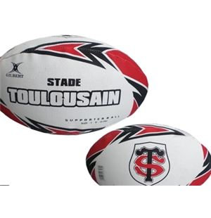 Rugbyball Stade Toulousain Supporter