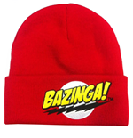 Beanie - The Big Bang Theory - Bazinga