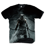 T-Shirt - The Elder Scrolls V Skyrim - Dragonborn