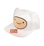 Adventure Time Snap Back Hip Hop Cap Big Face Finn