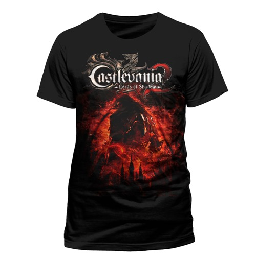 T-Shirt Castelvania - Lord of Shadow 2