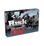 The Walking Dead - Risiko Brettspiel *Englische Version*