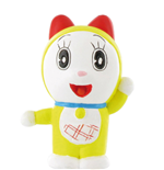 Doraemon Mini Figur Dorami Happy 7 cm
