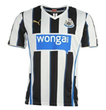 T-Shirt Newcastle 2013-14 Home