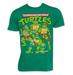 T-Shirt Ninja Turtles 110357