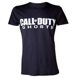 T-Shirt Call Of Duty  Ghosts Men's Logo Medium