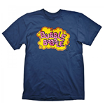 T-Shirt  Bubble Bobble  Vintage Logo Medium