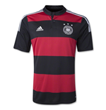 Trikot Deutschland Fussball 2014-15 Away World Cup