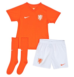 T-Shirt Holland 2014-15 Home World Cup für Kinder (0 bis 2 Jahre)