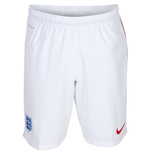Shorts England Fussball 2014-15 Nike Away