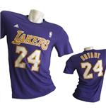T-Shirt Los Angeles Lakers  Kobe Bryant