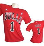 T-Shirt Chicago Bulls Rose