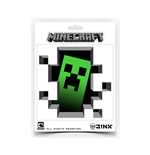 Minecraft Sticker Creeper Inside