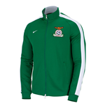 Jacke Zambia 2014-15 Nike Authentic N98