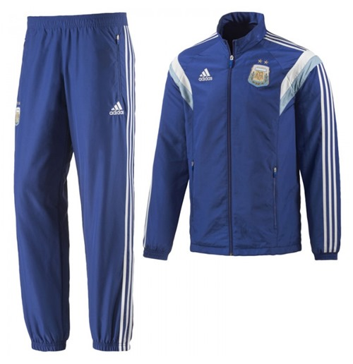 Trainingsanzug Trainingsanzug Adidas Argentinien Herren