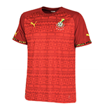 Trikot Ghana Fussball  Ghana 2014-15 Away World Cup