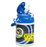 Star Wars Pop-Up Trinkflasche - Yoda