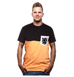 Trikot Holland Fussball orange/schwarz