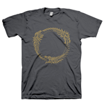 T-Shirt The Elder Scrolls Ouroboros Symbol Medium