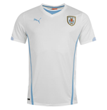 Trikot Uruguay 2014-15 Away World Cup für Kinder
