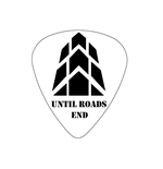 "Fender ""Heavy"" Guitar Pick - Until Roads End"