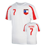 Trikot Chile Fussball Training (Alexis 7)