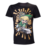 T-Shirt The Legend of Zelda - Wind Waker
