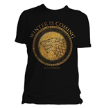 T-Shirt Game of Thrones - Gold Stark