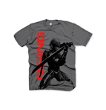 T-Shirt METAL GEAR SOLID Rising Raiden Extra Large