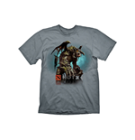 T-Shirt DEFENSE OF THE ANCIENTS (DOTA) 2 Roshan Extra Large