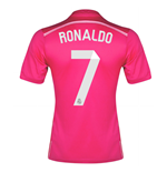 Trikot Real Madrid 2'14-15 Away (Ronaldo 7) für Kinder