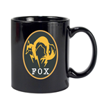 Metal Gear Solid V Ground Zeroes Tasse FOX