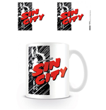 Sin City Tasse Comic