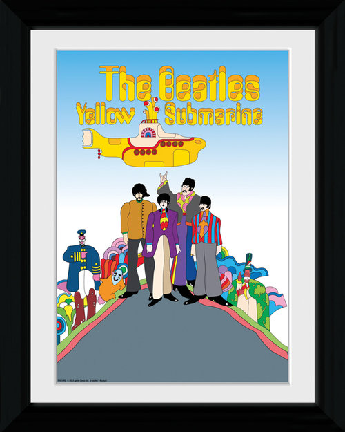 Poster Beatles 115693