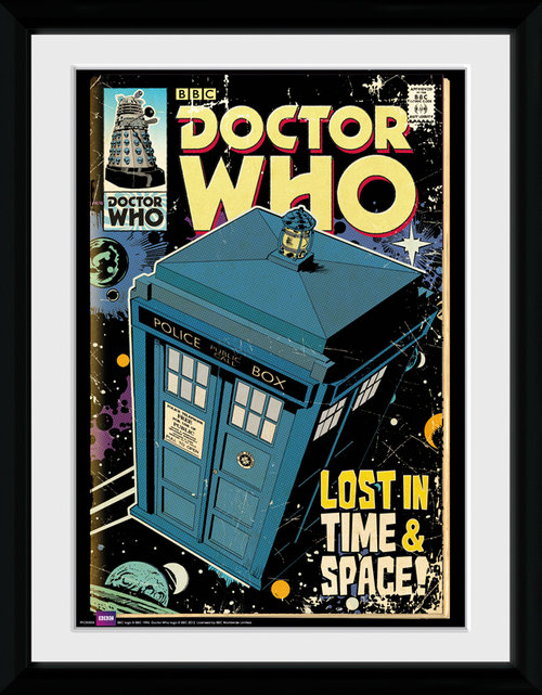 Poster Doctor Who  116037