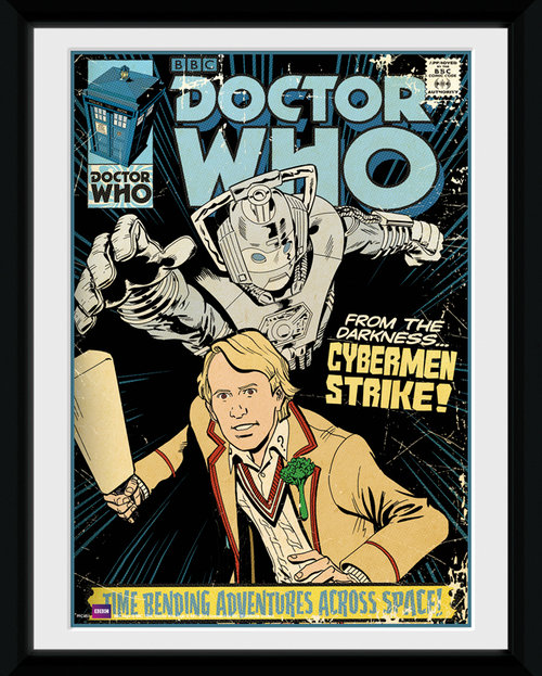 Poster Doctor Who  116038