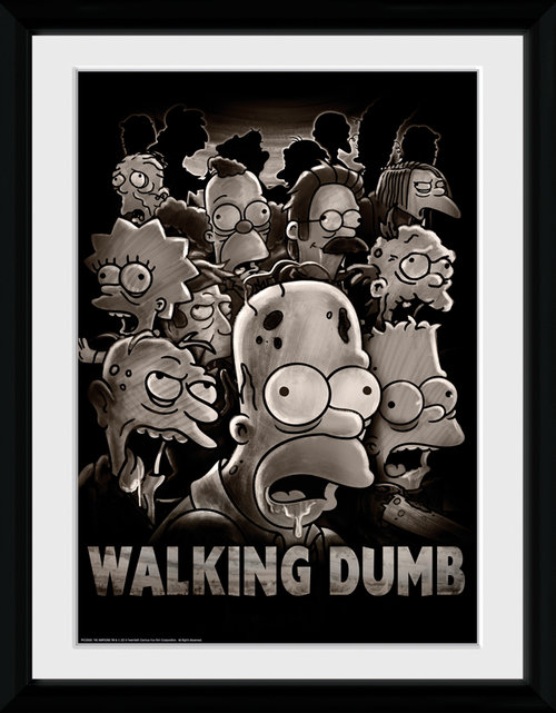 Poster Die Simpsons  116100