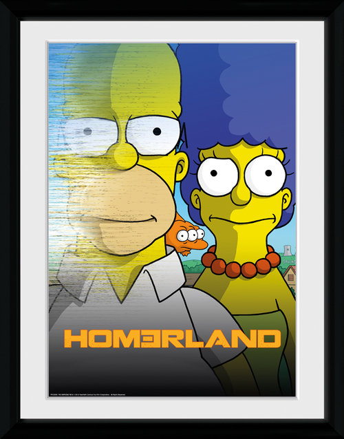 Poster Die Simpsons  116103