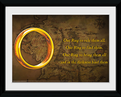 Poster The Lord of the Ring 116144