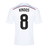 Trikot Real Madrid 2014-15 Home Shirt (Kroos 8)