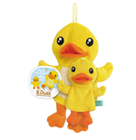 B.Duck Set Badhandschuhe in Frottee 20x28 cm