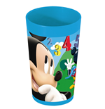 Mickey Trinkbecher in Acryl (270 ml) 11 cm