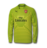 Trikot Arsenal 2014-15 Puma Away