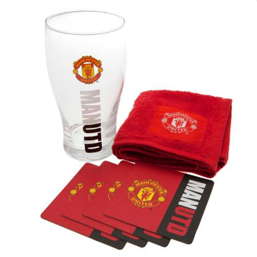 Glas Manchester United FC 116973