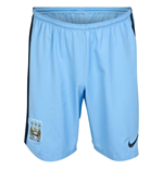 Shorts Manchester City FC 2014-2015 Home Nike für Kinder