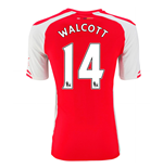 Trikot Arsenal 2014-15 Home (Walcott 14)